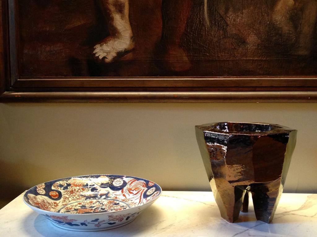 Arte ceramica oggi in Italia, a cura di Jean Blanchaert, Villa Necchi-Campiglo, 2013 Milano