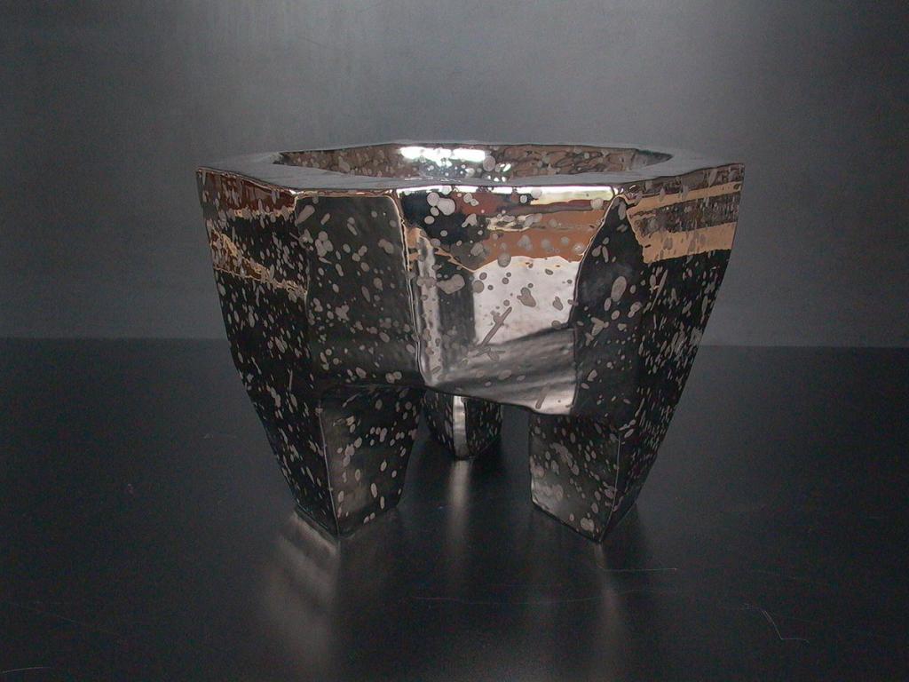 platinum low monolith, centerpiece