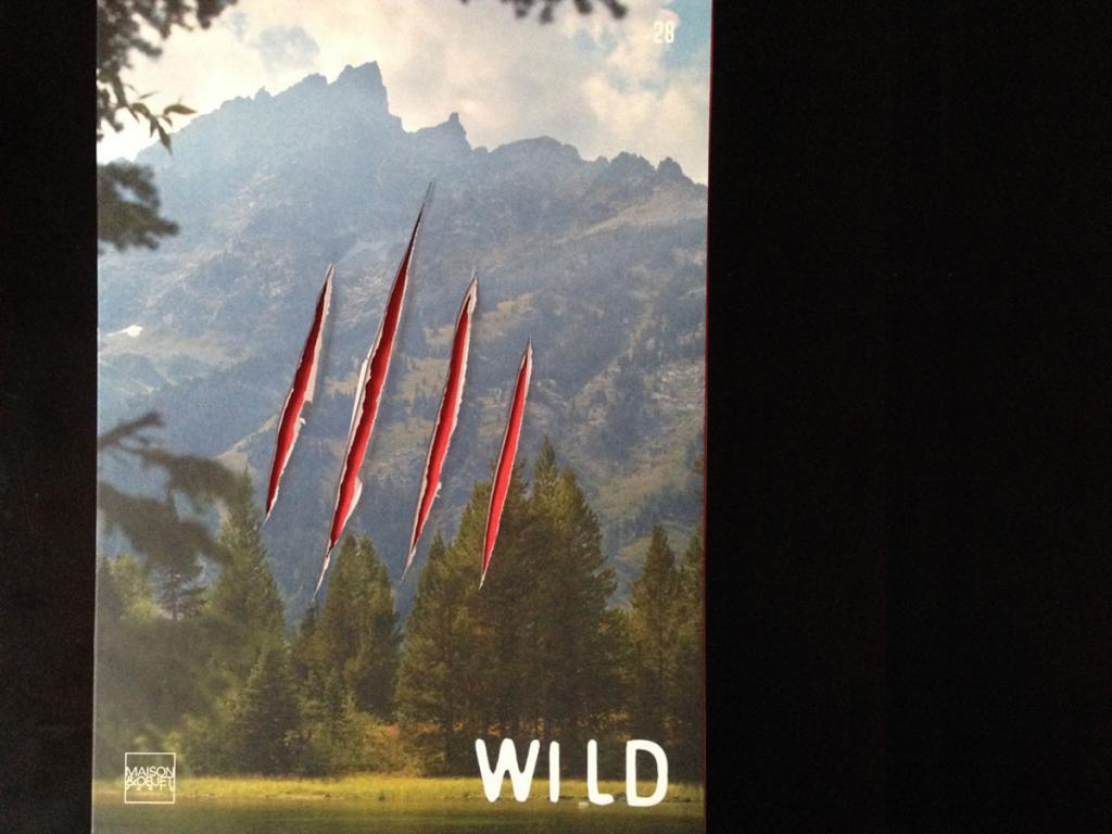 """le cahier d'inspiration de Maison&Objet, n.28/Wild"""",Paris 2016"""
